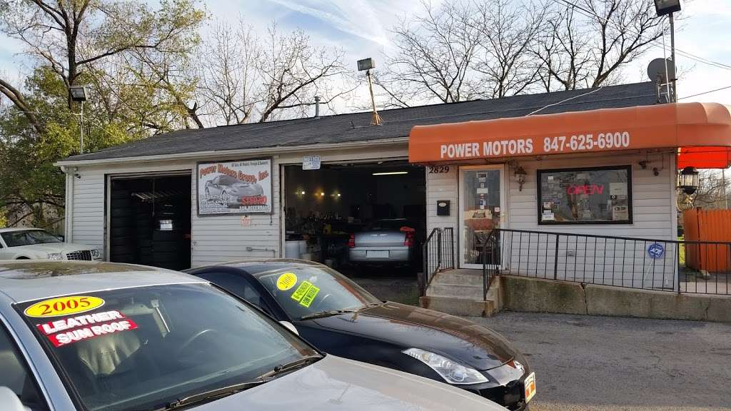 Power Motors Group Inc - car dealer  | Photo 2 of 10 | Address: 2829 Belvidere Rd, Waukegan, IL 60085, USA | Phone: (847) 625-6900