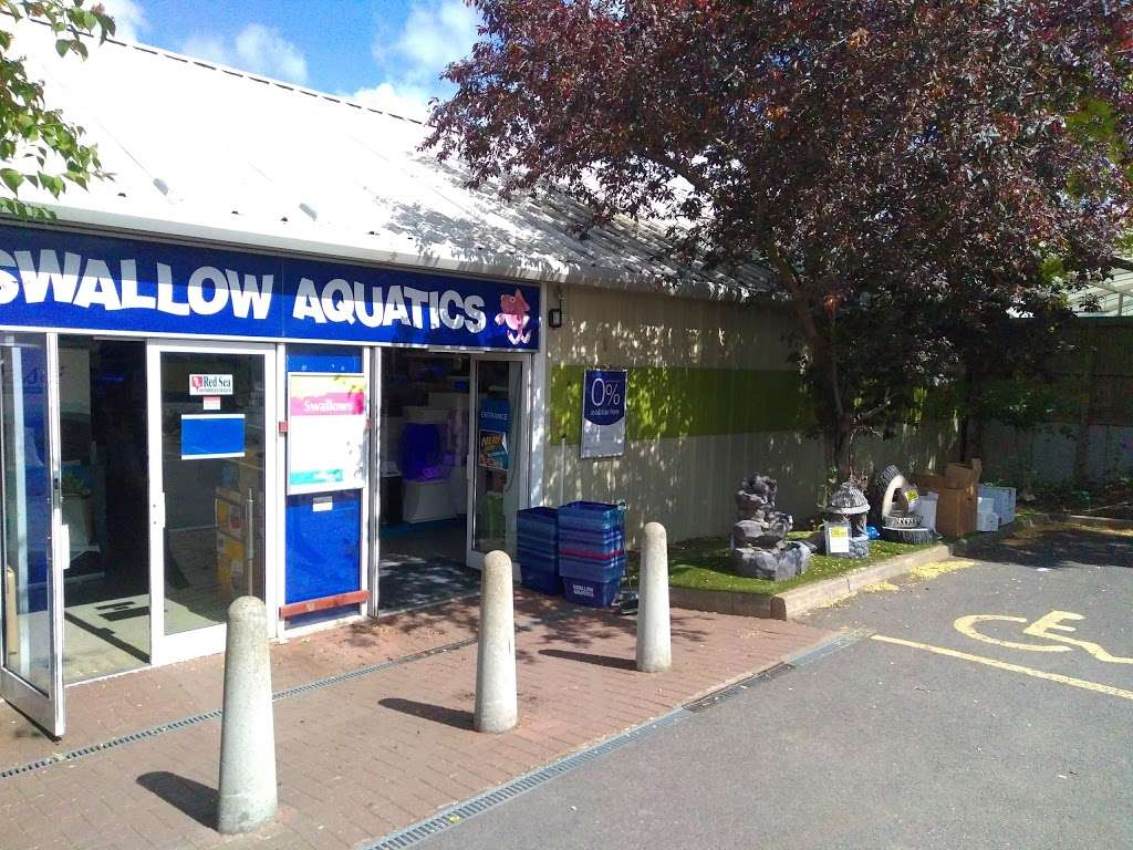 Swallow Aquatics, Millbrook Garden Centre, Station Road ...