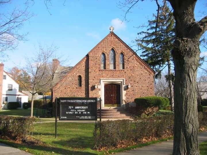 St Thomas Episcopal Church - church  | Photo 8 of 10 | Address: 6 Commonwealth Blvd, Bellerose, NY 11001, USA | Phone: (516) 354-6866