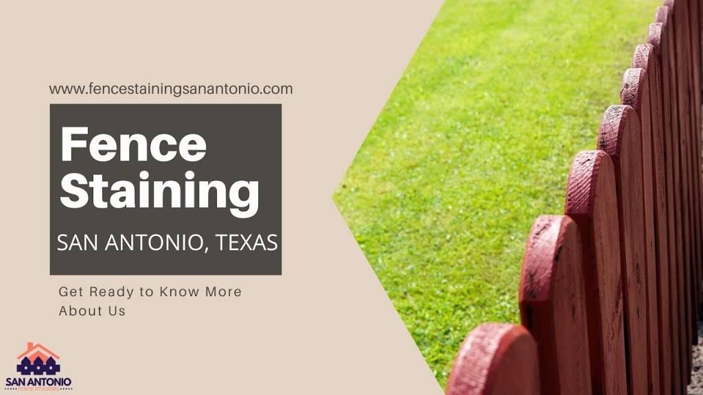 Fence Staining San Antonio - store  | Photo 3 of 3 | Address: 7711 Rio Blanco, Converse, TX 78109, USA | Phone: (210) 981-5260