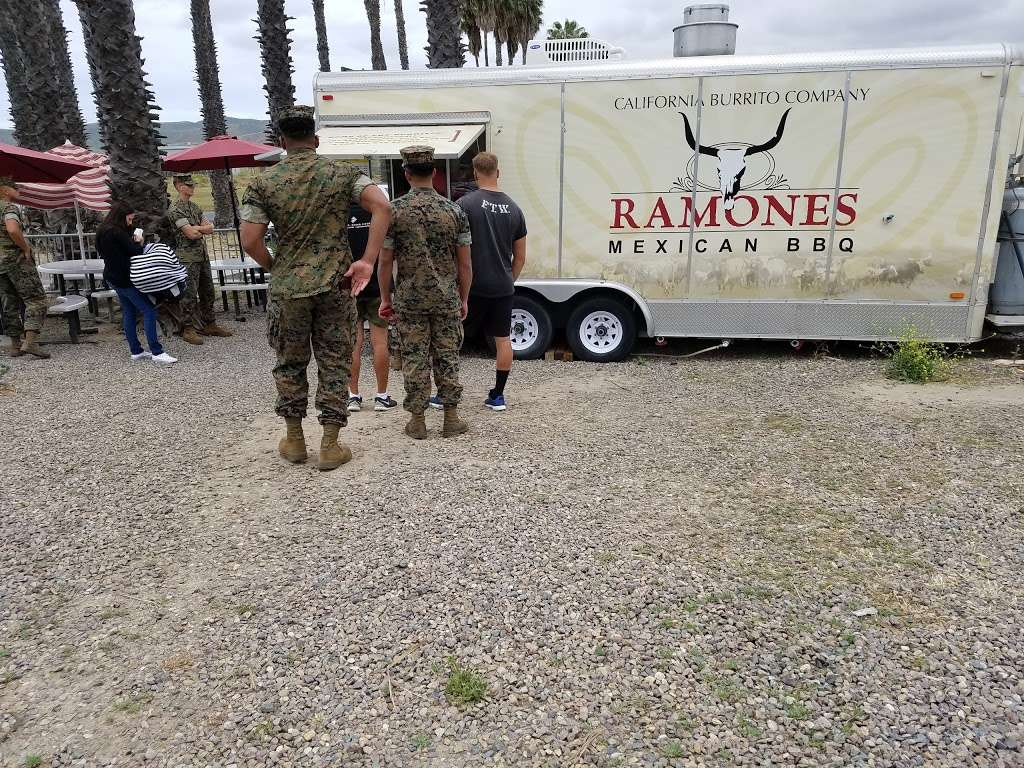 Ramones Mexican BBQ - restaurant  | Photo 1 of 1 | Address: 22, USMC Camp Pendleton, Oceanside, CA 92058, USA