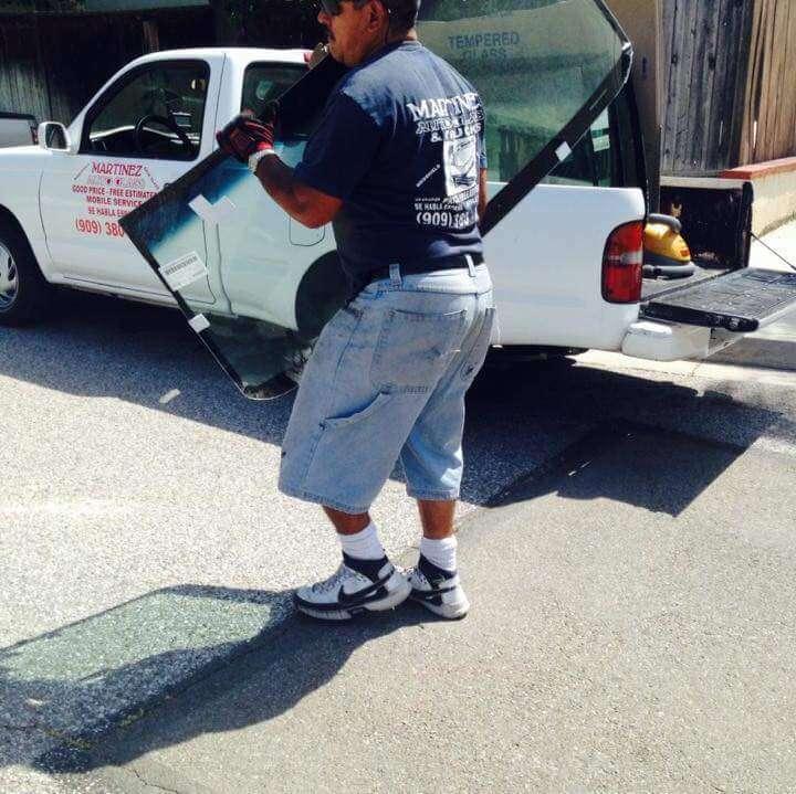Martinez Auto Glass - car repair  | Photo 1 of 1 | Address: 1314 E 35th St, San Bernardino, CA 92404, USA | Phone: (909) 380-2526