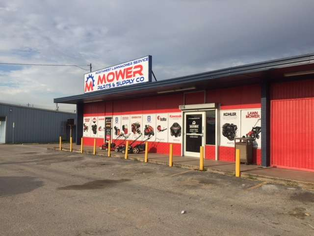Northwest Lawn Mower Parts and Supply - store  | Photo 1 of 4 | Address: 11716 Hempstead Rd, Houston, TX 77092, USA | Phone: (713) 686-8306