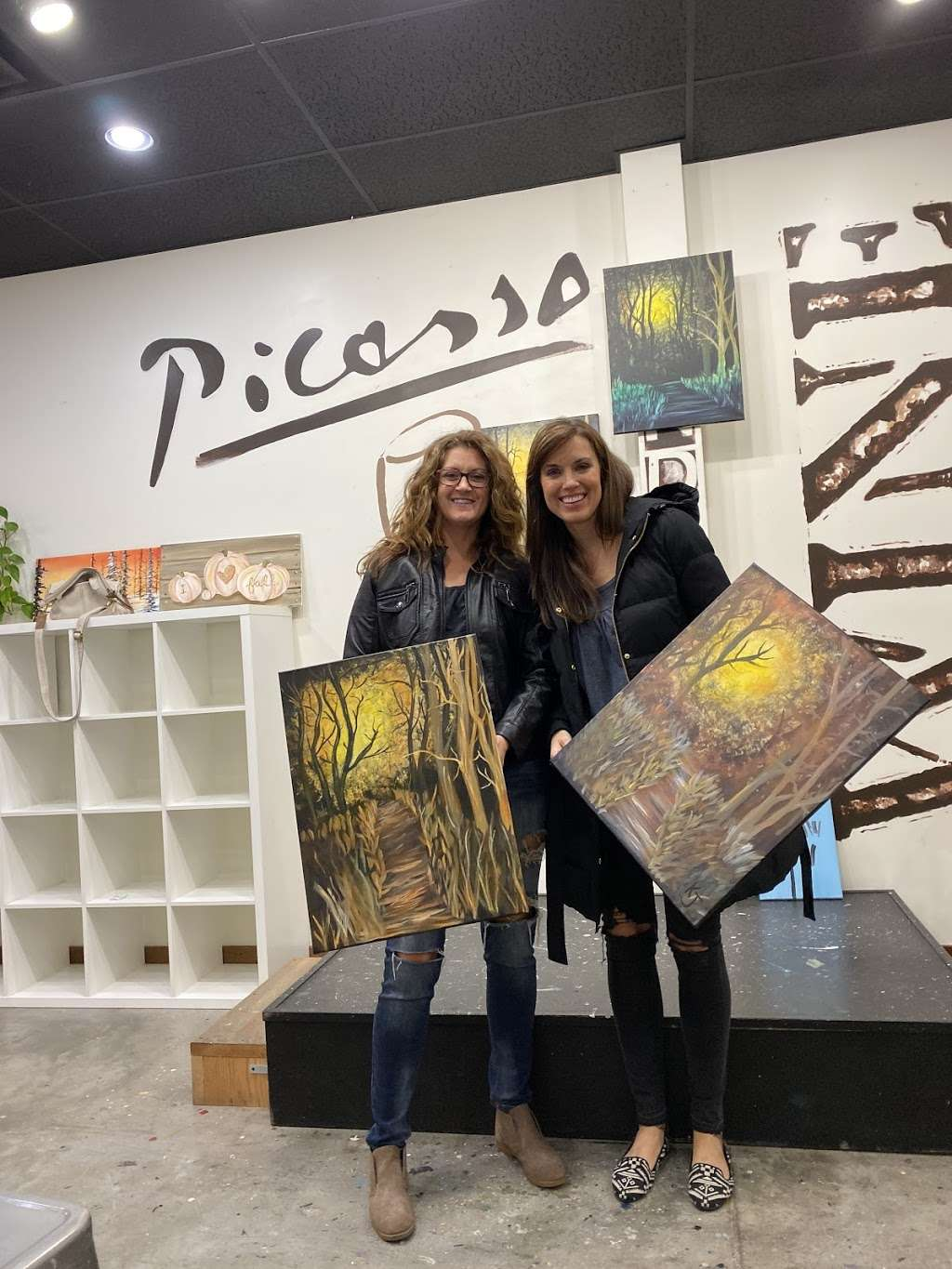 Picasso and Wine - store    Photo 10 of 10   Address: 1540 Main St #236, Windsor, CO 80550, USA   Phone: (970) 460-0833