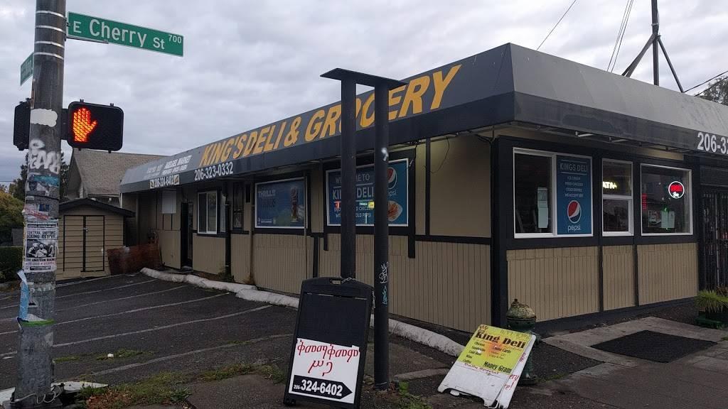 Kings Deli & Grocery - meal takeaway  | Photo 5 of 9 | Address: 2800 E Cherry St # C, Seattle, WA 98122, USA | Phone: (206) 720-5204