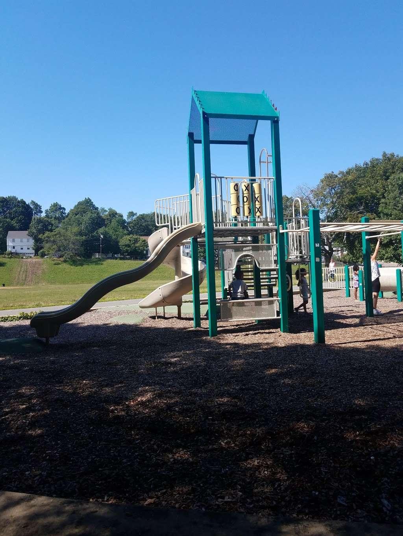 William G. Walsh Playground - park  | Photo 7 of 10 | Address: 967 Washington St, Boston, MA 02026, USA | Phone: (617) 635-4500