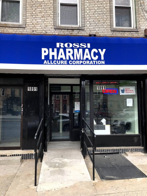 Rossi Pharmacy - pharmacy    Photo 1 of 4   Address: 1891 Eastern Pkwy, Brooklyn, NY 11233, USA   Phone: (718) 346-2506