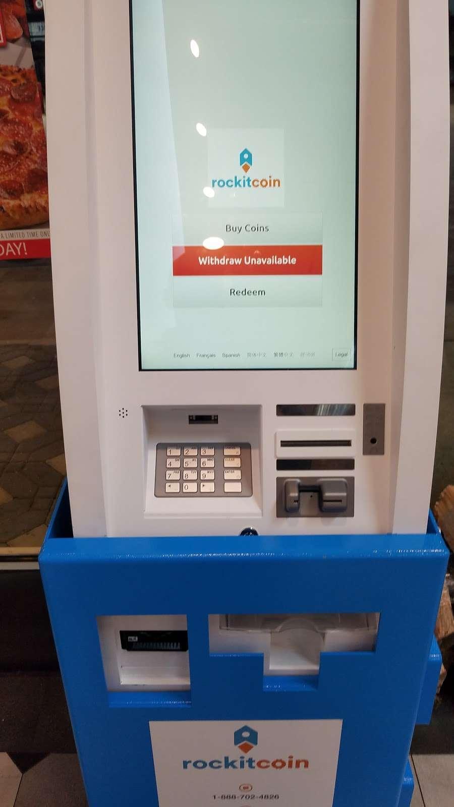 RockItCoin Bitcoin ATM - atm  | Photo 2 of 4 | Address: 455 Hollow Tree Ln, Houston, TX 77090, USA | Phone: (888) 702-4826
