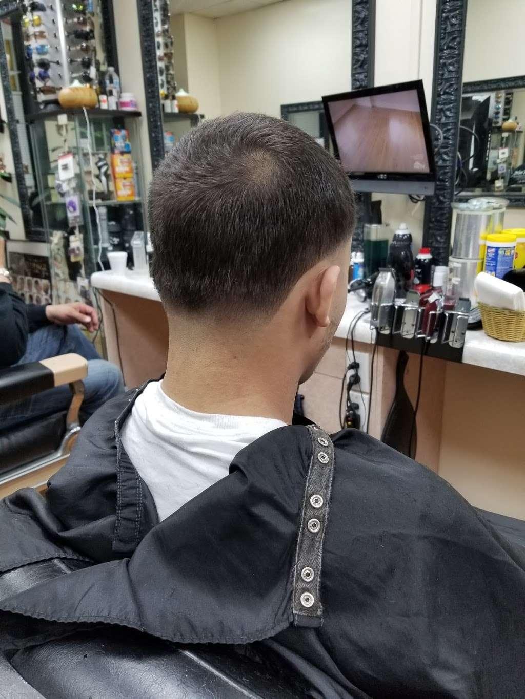 Eddos Barber Shop (Since 2002) - hair care  | Photo 7 of 10 | Address: 6624 Forest Ave, Ridgewood, NY 11385, USA | Phone: (718) 418-6390
