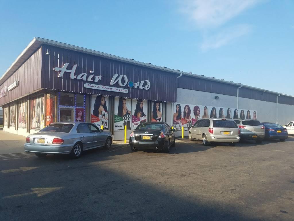 Hair World Beauty Supply - store  | Photo 1 of 7 | Address: 2609 Bailey Ave, Buffalo, NY 14215, USA | Phone: (716) 259-8213