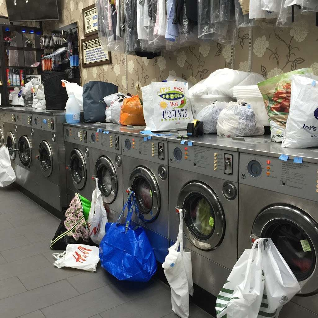 King Dry Cleaning & Laundrette - laundry  | Photo 1 of 10 | Address: 35 Church Rd, London NW4 4EB, UK | Phone: 020 8201 5050
