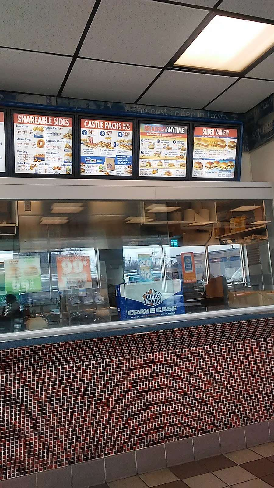 White Castle - restaurant  | Photo 6 of 10 | Address: 2701 Boston Rd, Bronx, NY 10467, USA | Phone: (718) 231-4978