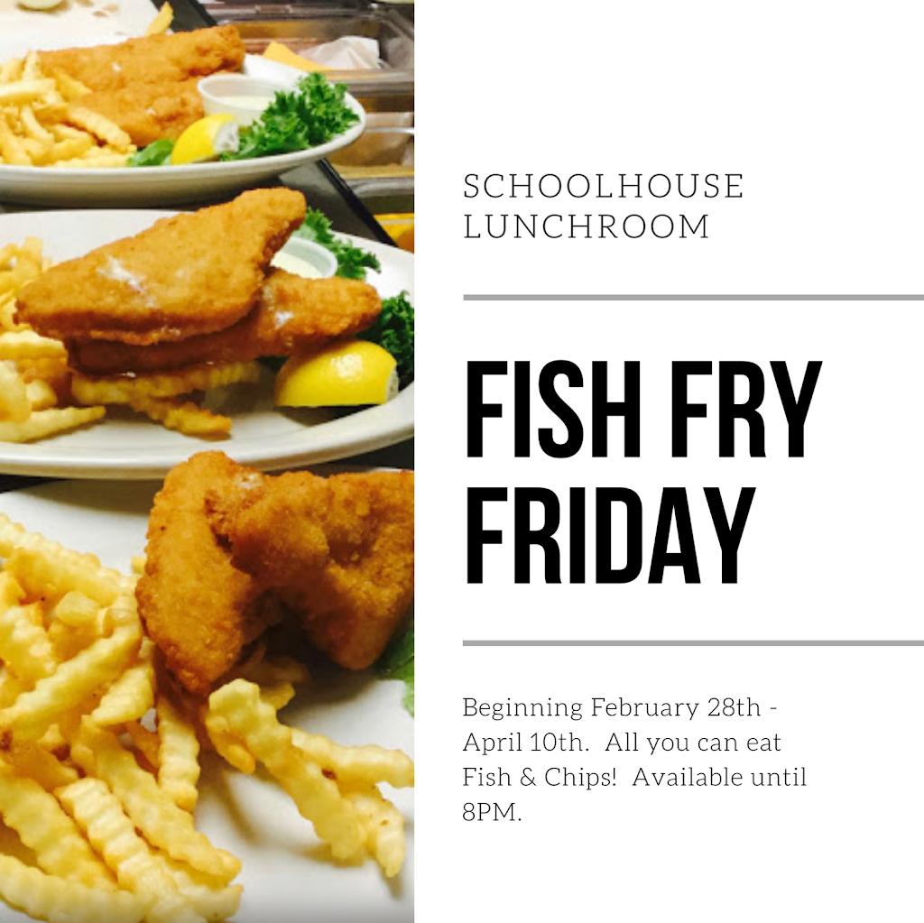 Schoolhouse Lunchroom - restaurant  | Photo 5 of 9 | Address: 8336 Monroe Rd #114, Lambertville, MI 48144, USA | Phone: (734) 854-8810