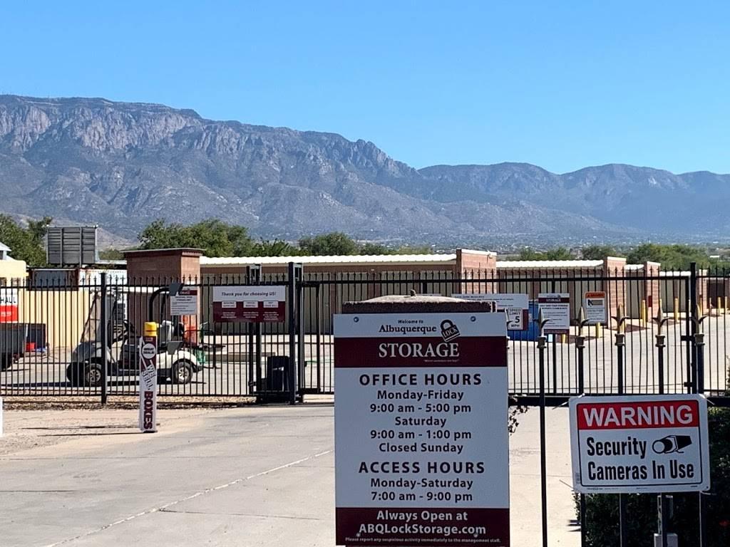 Albuquerque Lock Storage - storage  | Photo 3 of 7 | Address: 10130 2nd St NW, Albuquerque, NM 87114, USA | Phone: (505) 898-1064