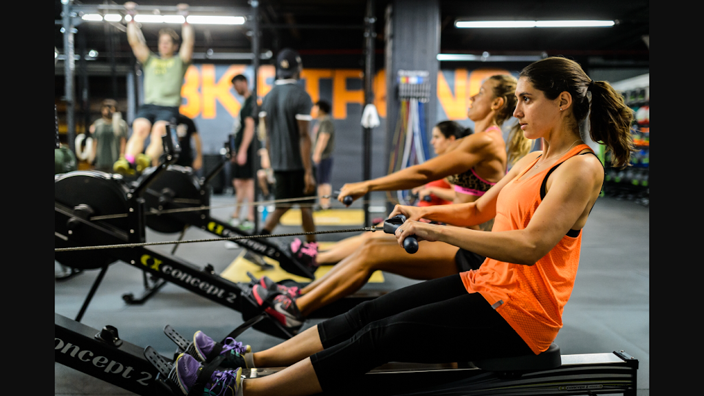 CrossFit Outbreak Bed Stuy - gym  | Photo 8 of 10 | Address: 1107, 492 Throop Ave, Brooklyn, NY 11221, USA | Phone: (347) 696-7060