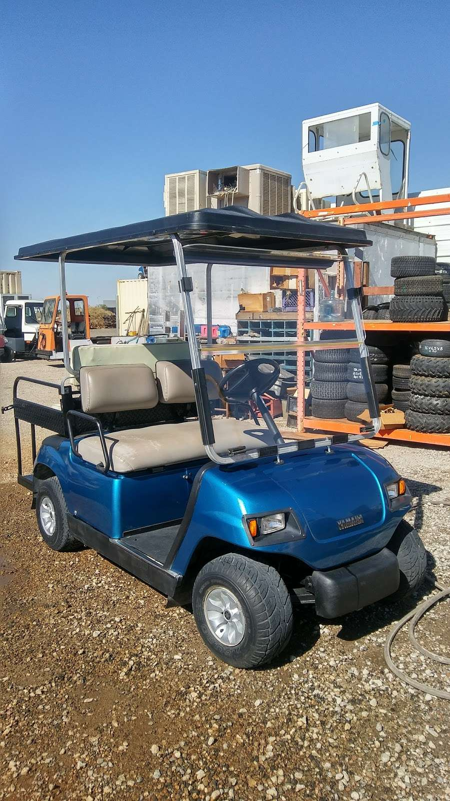 AV Golf Carts - store  | Photo 1 of 10 | Address: 231 W Ave L 8, Lancaster, CA 93534, USA | Phone: (661) 951-0454