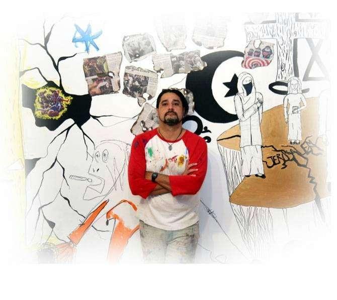 Duda Penteado - art gallery  | Photo 1 of 2 | Address: 365 Danforth Ave, Jersey City, NJ 07307, USA | Phone: (201) 780-5282