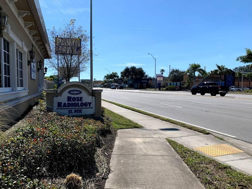 Rose Radiology Center - Akumin (St. Pete) - doctor    Photo 5 of 5   Address: 4551 4th St N, St. Petersburg, FL 33703, USA   Phone: (727) 525-3800