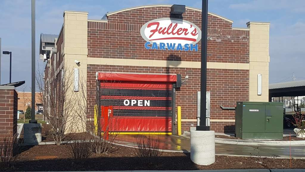 Fullers Car Wash - car wash  | Photo 3 of 10 | Address: 1180 S Randall Rd, Elgin, IL 60124, USA | Phone: (708) 300-6968