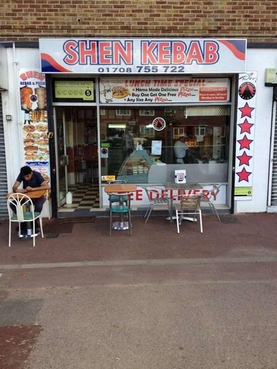 Shen Kebab - meal delivery    Photo 2 of 8   Address: 51 White Hart Ln, Romford RM7 8JB, UK   Phone: 01708 755722