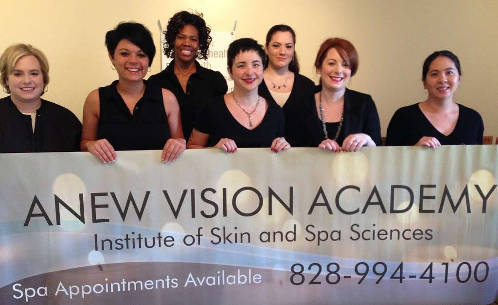 Anew Vision Academy: Institute of Skin and Spa Sciences - spa  | Photo 6 of 10 | Address: 605 W 25th St, Newton, NC 28658, USA | Phone: (828) 994-4100
