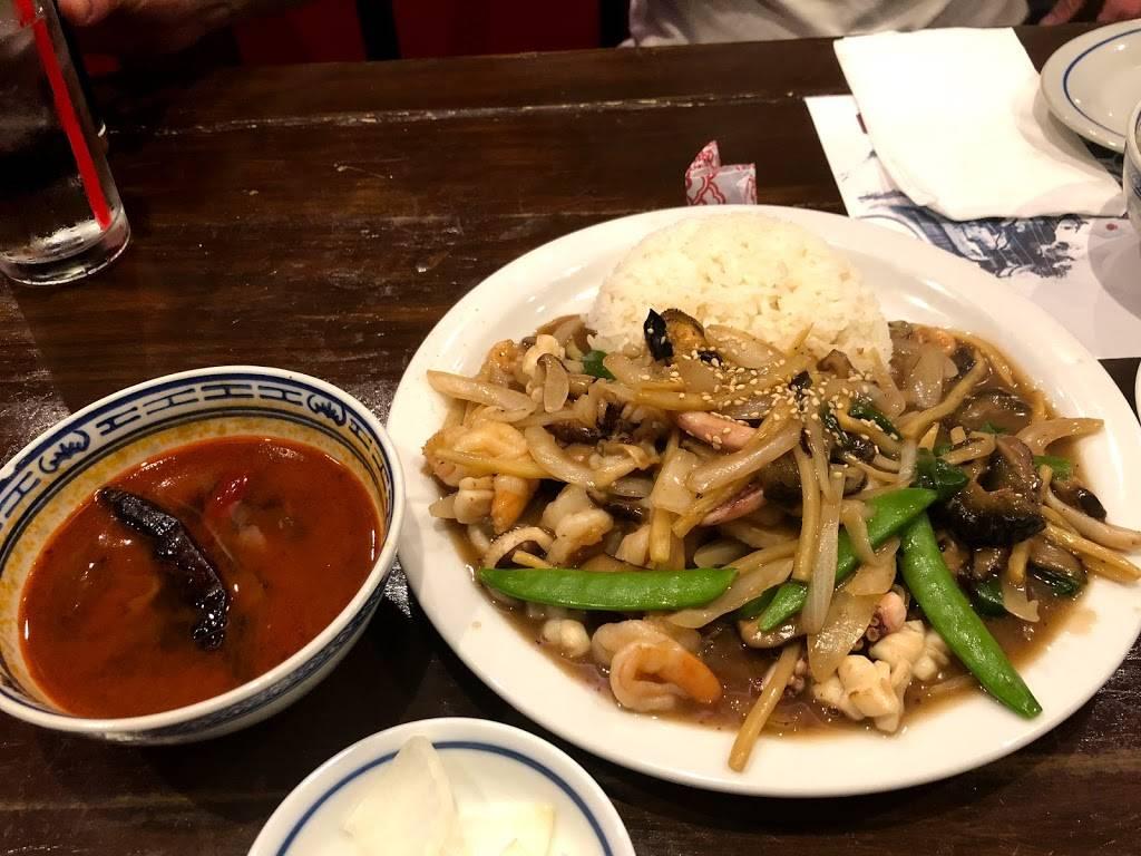 YuXiang Korean Chinese Restaurant - restaurant    Photo 4 of 6   Address: 7729 S Rainbow Blvd, Las Vegas, NV 89113, USA   Phone: (702) 790-3474