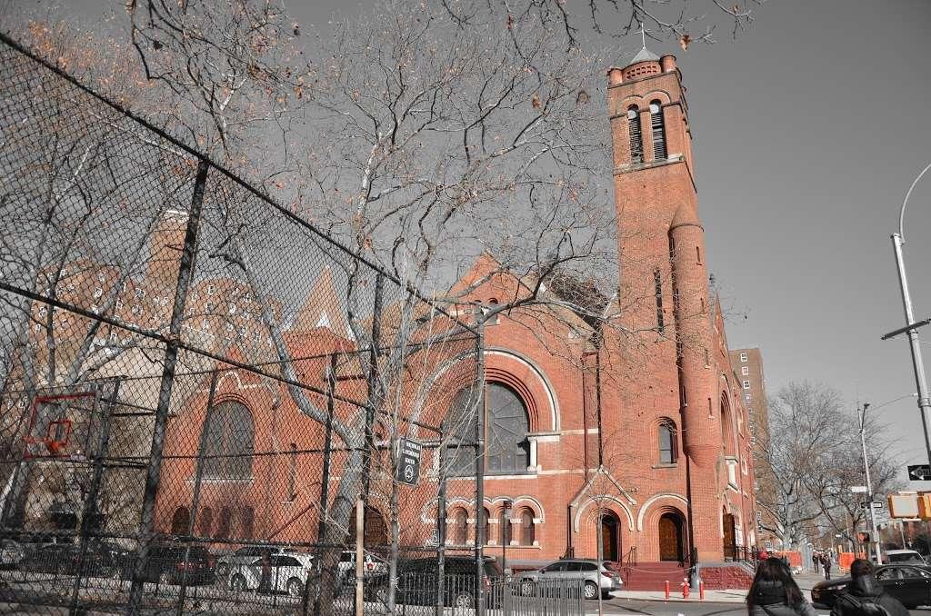 Salem United Methodist Church - church  | Photo 10 of 10 | Address: 2190 Adam Clayton Powell Jr Blvd, New York, NY 10027, USA | Phone: (212) 678-2700