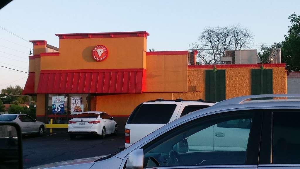 Popeyes Louisiana Kitchen - restaurant  | Photo 3 of 10 | Address: 9516 S Vincennes Ave, Chicago, IL 60643, USA | Phone: (773) 238-7875