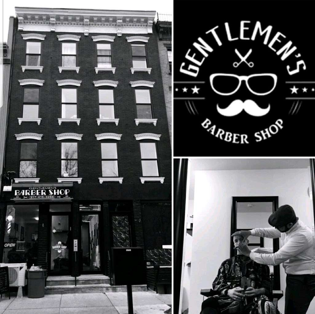 Gentlemens Barbershop - hair care  | Photo 1 of 10 | Address: 205 Johnson Ave, Brooklyn, NY 11206, USA | Phone: (917) 415-3266