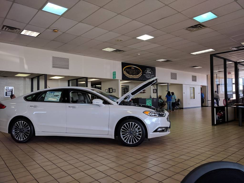 AutoNation Ford South Fort Worth - car dealer  | Photo 8 of 8 | Address: 5300 Campus Dr, Fort Worth, TX 76119, USA | Phone: (817) 522-3225