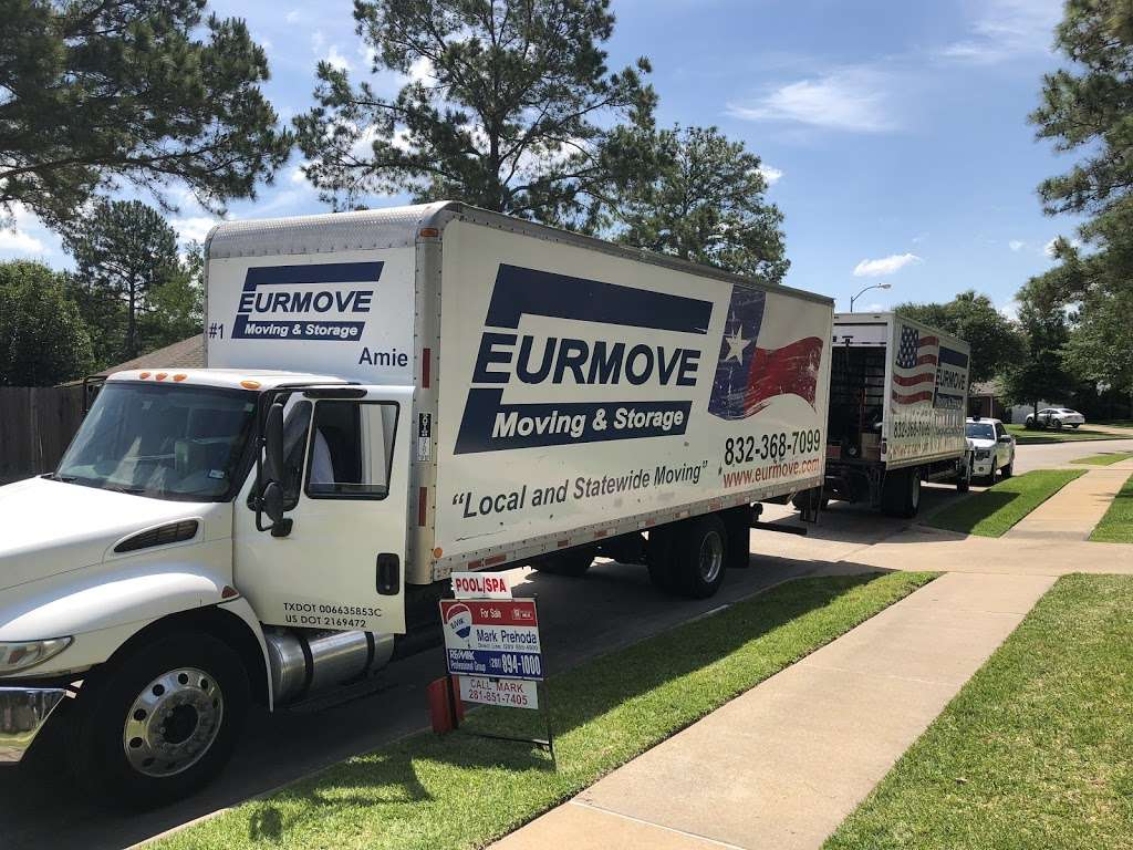 Eurmove - moving company  | Photo 6 of 10 | Address: 3880 Greenhouse Rd W-1, Houston, TX 77084, USA | Phone: (281) 988-9700