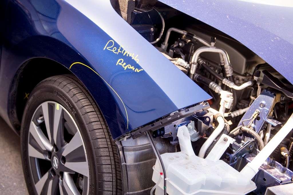 Diablo Auto Body Inc - car repair    Photo 6 of 10   Address: 3275 Bernal Ave, Pleasanton, CA 94566, USA   Phone: (925) 462-7151