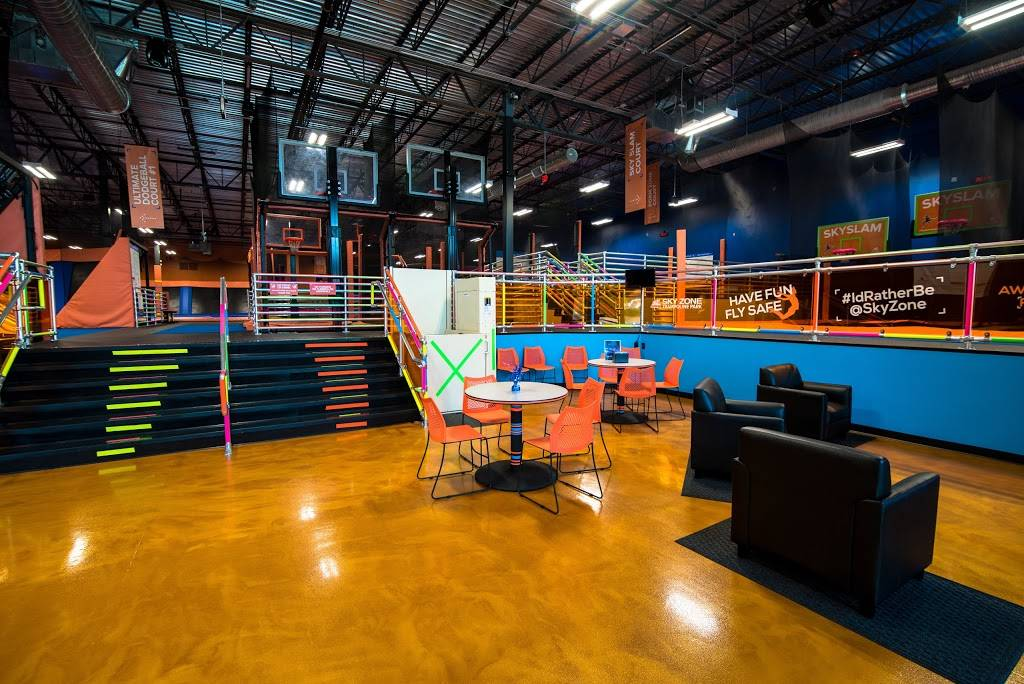 Sky Zone Trampoline Park - amusement park  | Photo 10 of 10 | Address: 1572-A, Highwoods Blvd, Greensboro, NC 27410, USA | Phone: (336) 550-1800