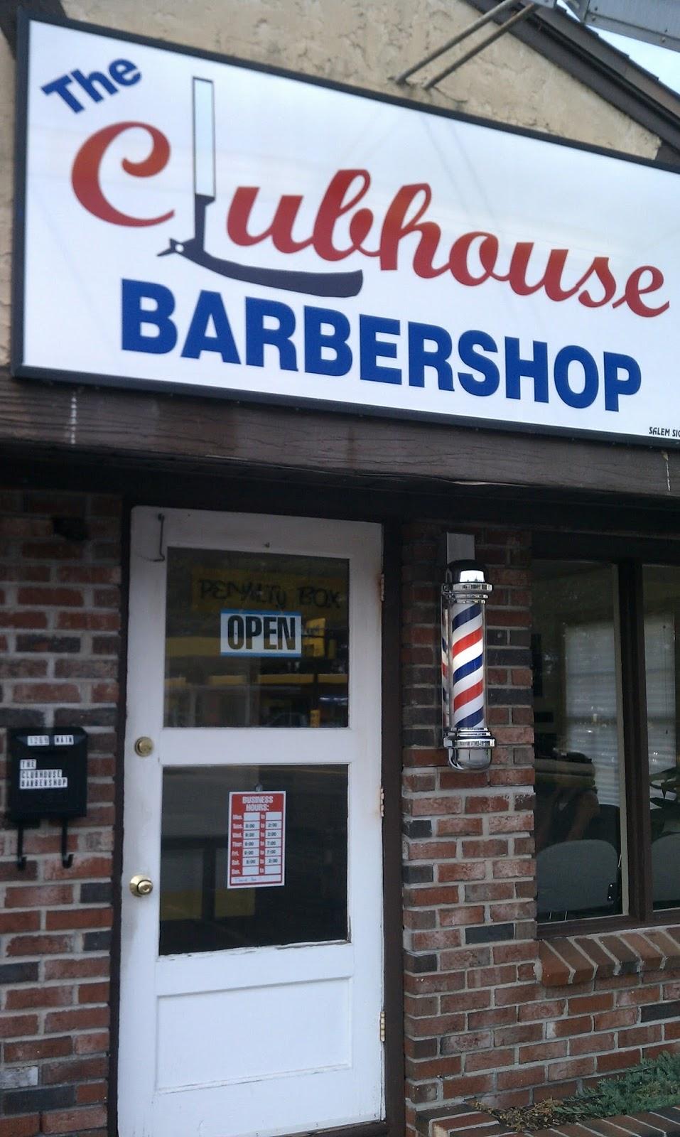The Clubhouse Barbershop - hair care  | Photo 2 of 3 | Address: 1269 Main St, Tewksbury, MA 01876, USA | Phone: (978) 851-5006
