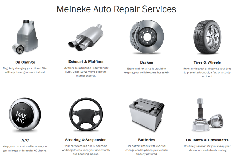 Meineke Car Care Center - car repair    Photo 9 of 10   Address: 1395 S 10th St, Noblesville, IN 46060, USA   Phone: (317) 678-0076