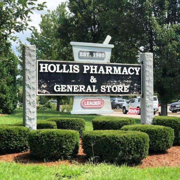 Hollis Pharmacy And General Store - pharmacy    Photo 7 of 7   Address: 6 Ash St, Hollis, NH 03049, USA   Phone: (603) 465-7100