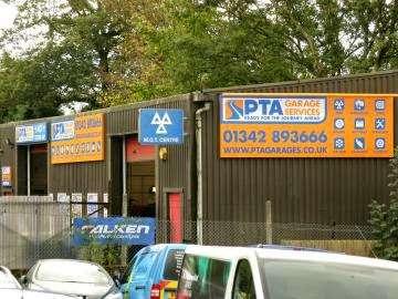 PTA Garage Services Godstone Motorstore - car wash  | Photo 2 of 10 | Address: Unit 2 Garage, Eastbourne Rd, South Godstone RH9 8EZ, UK | Phone: 01342 893666