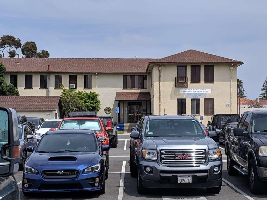 Navy Public Affairs Support Element West - school    Photo 1 of 1   Address: Coronado, CA 92118, USA   Phone: (619) 545-1180