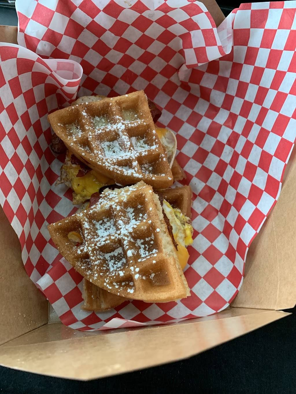 Waffle wagon - restaurant  | Photo 4 of 4 | Address: 4 Mt Vernon St, Ridgefield Park, NJ 07660, USA | Phone: (551) 259-4040