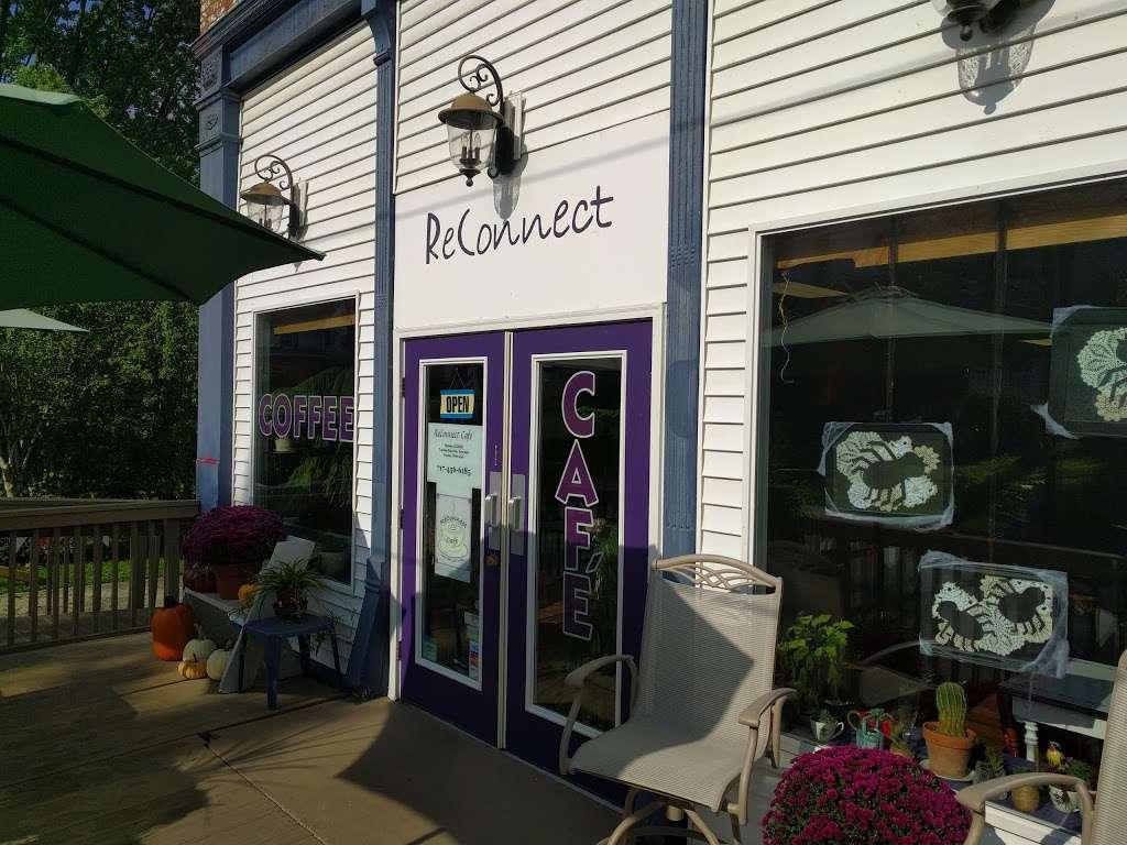 ReConnect Café - cafe    Photo 3 of 10   Address: 221 Main St, Delta, PA 17314, USA   Phone: (717) 456-6185