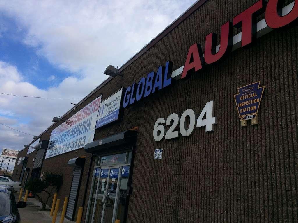 Global Auto Tags & Services - car repair  | Photo 2 of 2 | Address: 6204 W Passyunk Ave, Philadelphia, PA 19153, USA | Phone: (215) 724-3183