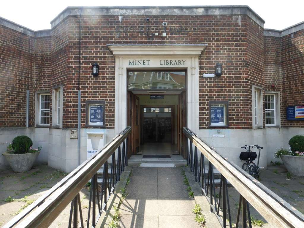 Minet Library - library  | Photo 1 of 1 | Address: 52 Knatchbull Rd, Camberwell, London SE5 9QY, UK | Phone: 020 7926 6076