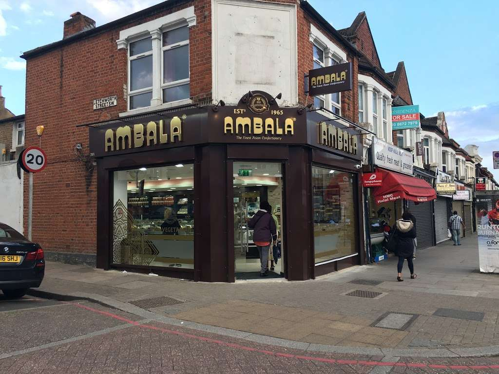 Ambala - store  | Photo 3 of 10 | Address: 201 Upper Tooting Rd, London SW17 7TG, UK | Phone: 020 8672 4867