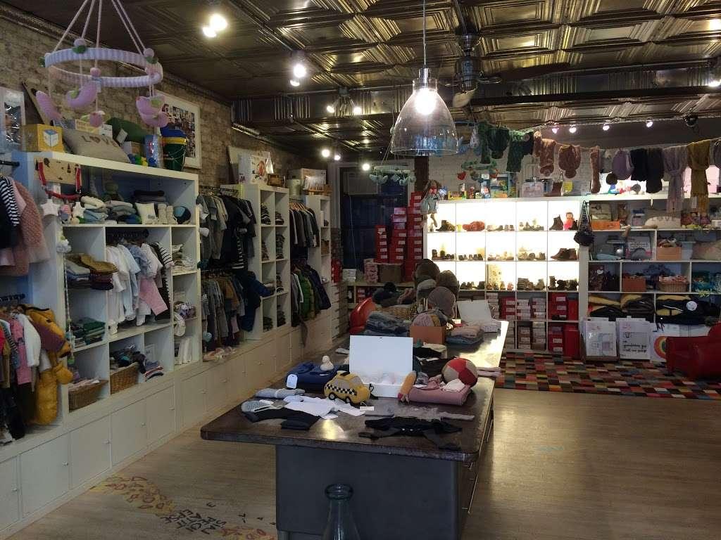 Les Petits Chapelais - clothing store  | Photo 1 of 10 | Address: 146 Sullivan St, New York, NY 10012, USA | Phone: (212) 625-1023