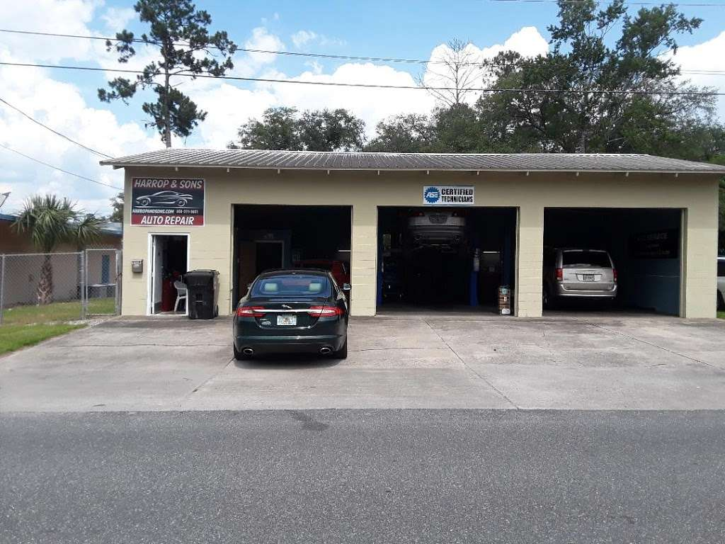 Harrop & Sons Auto Repair Inc. - car repair  | Photo 2 of 6 | Address: 3480 Bobbi Ln #103, Titusville, FL 32780, USA | Phone: (321) 383-0722