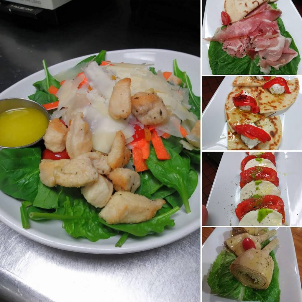 Cucina Basilico - restaurant  | Photo 3 of 8 | Address: 3755 Murphy Canyon Rd, San Diego, CA 92123, USA | Phone: (858) 874-6436