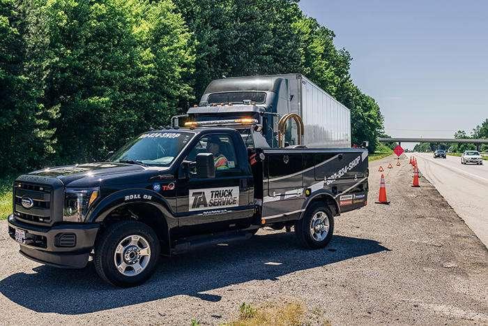 Ta Truck Service >> Ta Truck Service Car Repair 301 Sw 1st St Oak Grove Mo