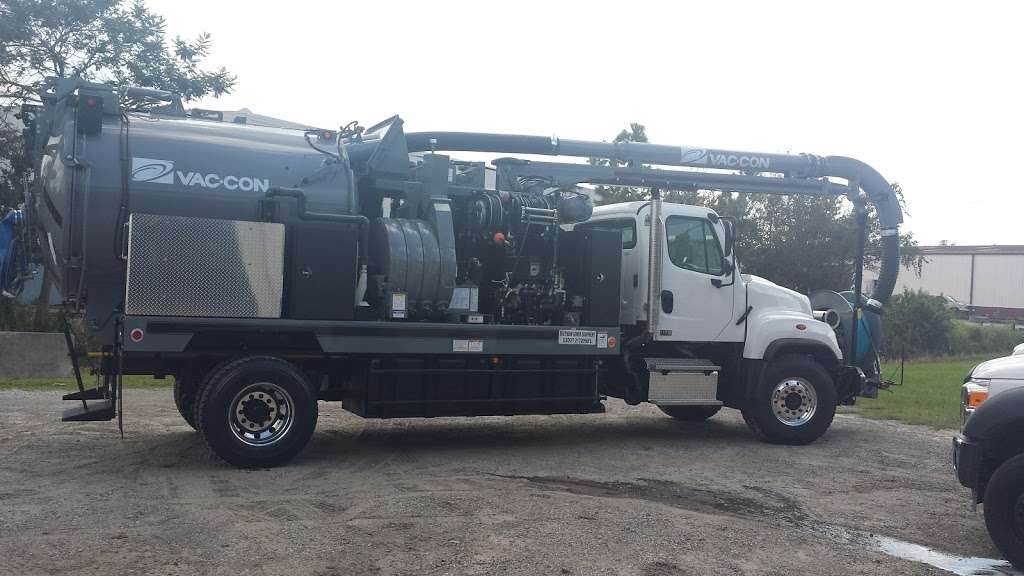 Southern Sewer Equipment Sales - store  | Photo 6 of 6 | Address: 10575 General Dr, Orlando, FL 32824, USA | Phone: (407) 601-6919