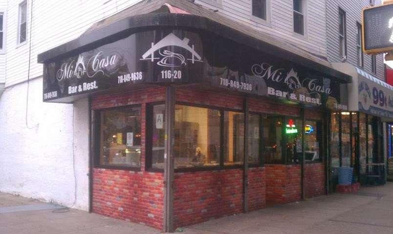 Mi Casa - restaurant  | Photo 3 of 10 | Address: 116-20 Jamaica Ave, Jamaica, NY 11418, USA | Phone: (718) 849-9636