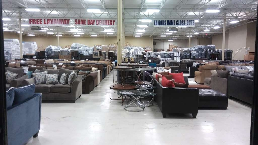 American Freight Furniture And Mattress Wild Country